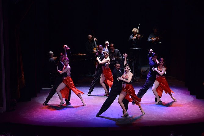 Piazzolla Tango New Year's Eve Dinner & Show