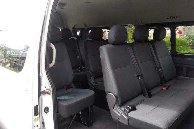 Private Transfer From Bus Station to Hotel in La Paz City