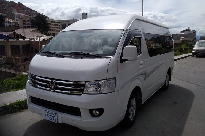 Private Transfer From Hotel to Airport in La Paz City