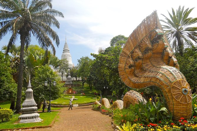 4-day Phnom Penh Siem Reap Angkor Complex