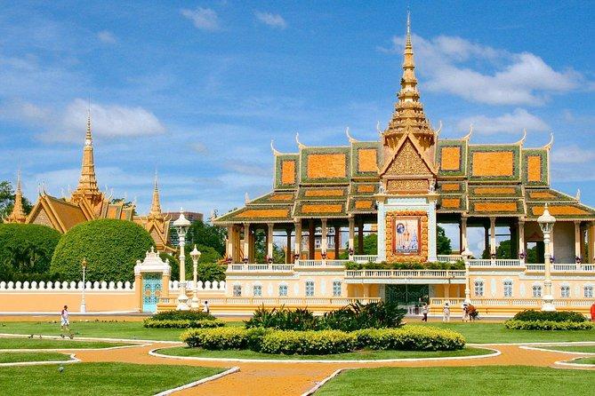 5-Day Ho Chi Minh Mekong Cu Chi Phnom Penh