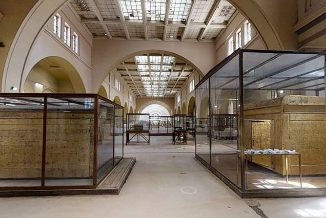 Full-Day Private Egyptian Museum Coptic and Jewish Cairo Tour