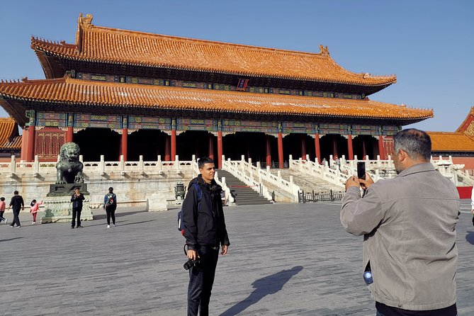 Half Day Tour: Tiananmen Square, Forbidden City with Peking Duck Lunch/Dinner