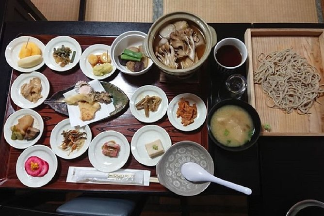 "Hijiori's original vegetarian meal ""Gekiyama no Miezen"" Vegetarian menu"