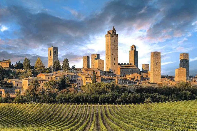 Wine and Heritage tour of Tuscan villages