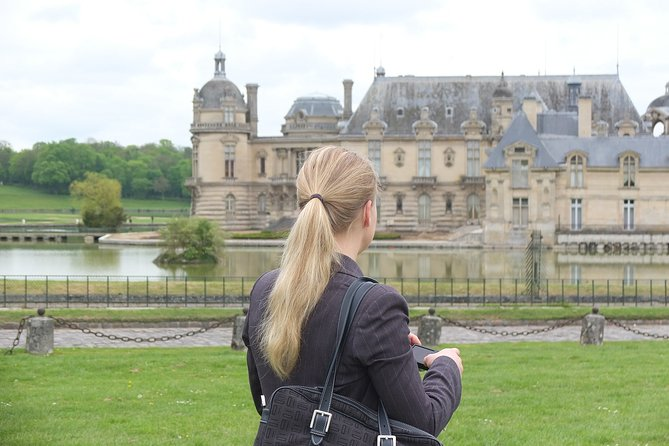 CHANTILLY EXPRESS : private day-trip from your hotel in PARIS