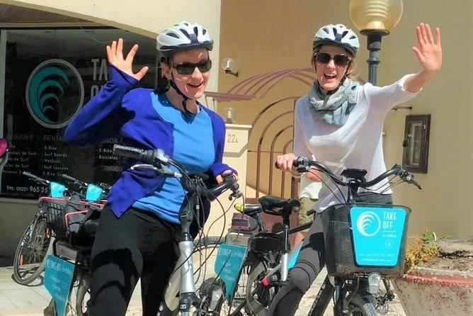 Ericeira: 2h30 Hours E-Bike Tour To Mafra