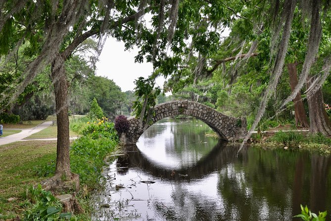 New Orleans City Park Private Tour and Exploration Game