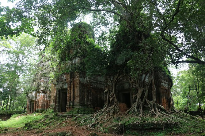 Ruing Temple Beng Mealea & Koh Kei Private Temples Tour