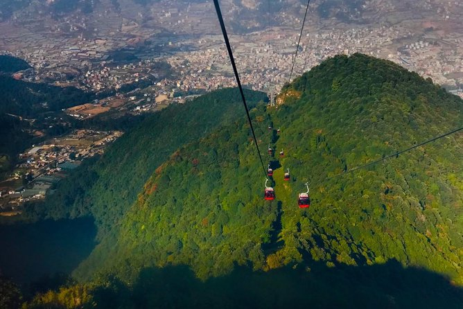 Chandragiri Hill Station Tour by Cable Car