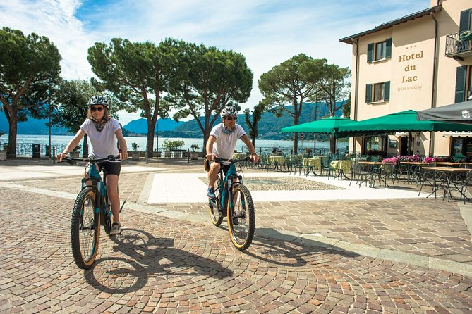 E-bike Classic Lake Como and Villages Tour from Cardano