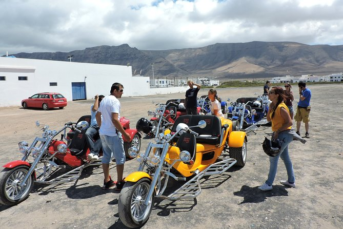 Guided tours on TRIKE 3h.
