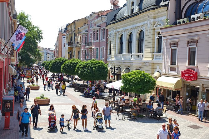 From Sofia: Day tour to Plovdiv town