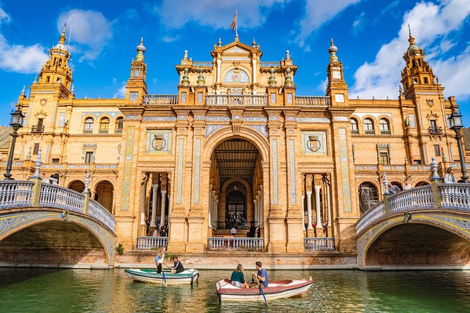 The Best of Andalusia from Seville in 5 days with Private Tours and Transfers