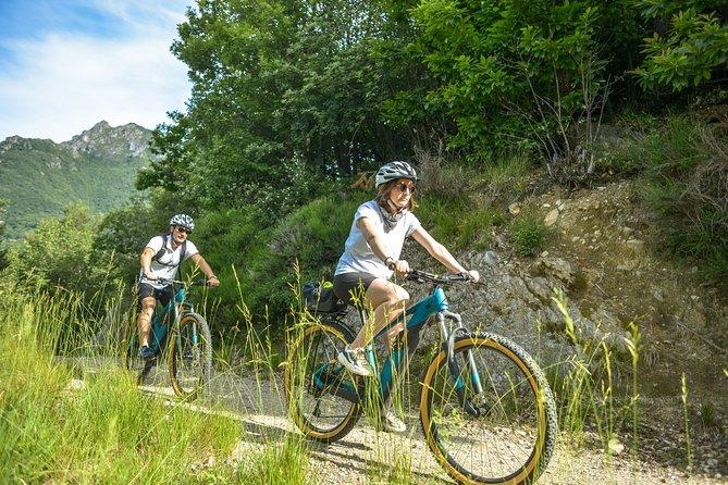 E-Bike Tour around Three Lakes and Idyllic Mountain Life