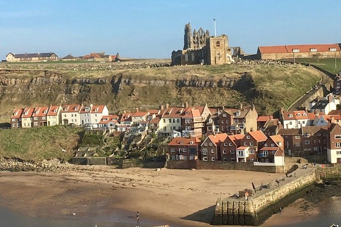 Private Tour: North Yorkshire Moors and Whitby from Harrogate in 16 Seat Minibus