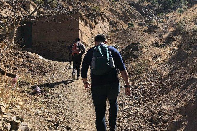 From marrakech Mount Toubkal 4-Day Trek