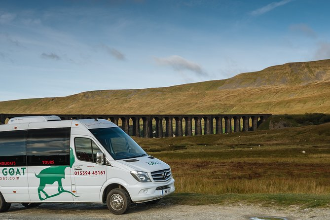 Private Hire: Yorkshire Dales from Leeds in 16 Seater Minibus
