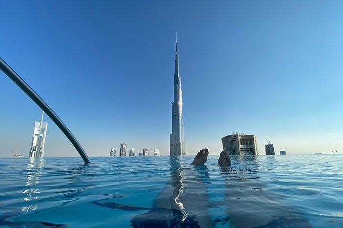 Burj Khalifa Top - 124 + 125 Floor Ticket