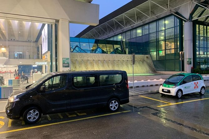 Transfer Aeroporto Ciampino per Roma città