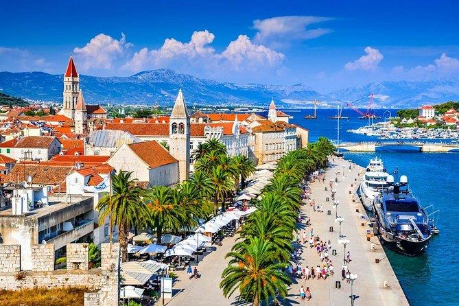 Ancient Greek times tour of Split, Trogir and Salona