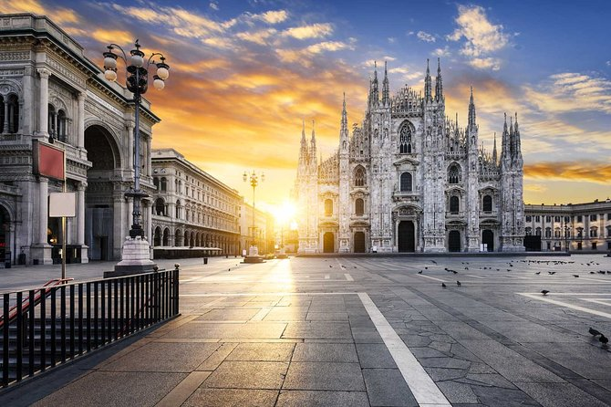 Private Transfer from Milan Centre to Milan Linate Airport