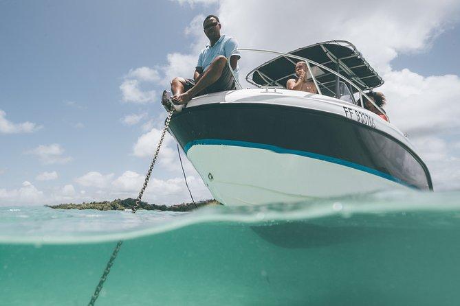 Discover La Baignoire de Joséphine: Boat Trip