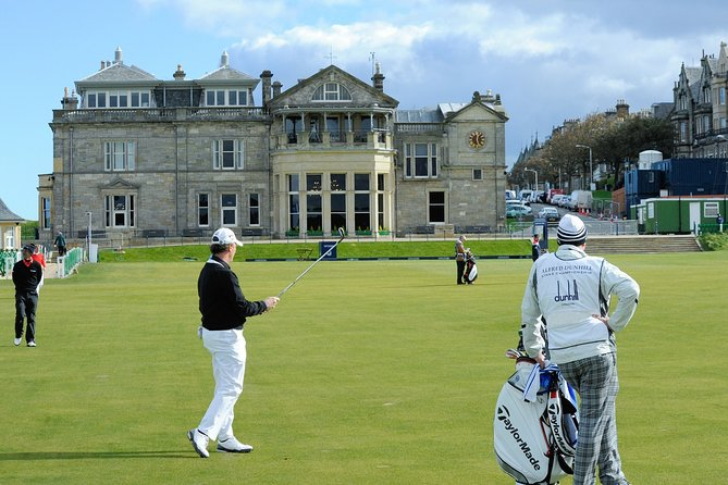 The best of St Andrews walking tour