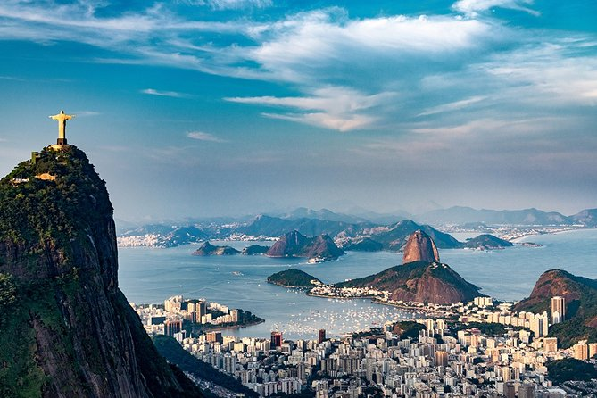 Sugarloaf and Christ the Redeemer Guided Tour