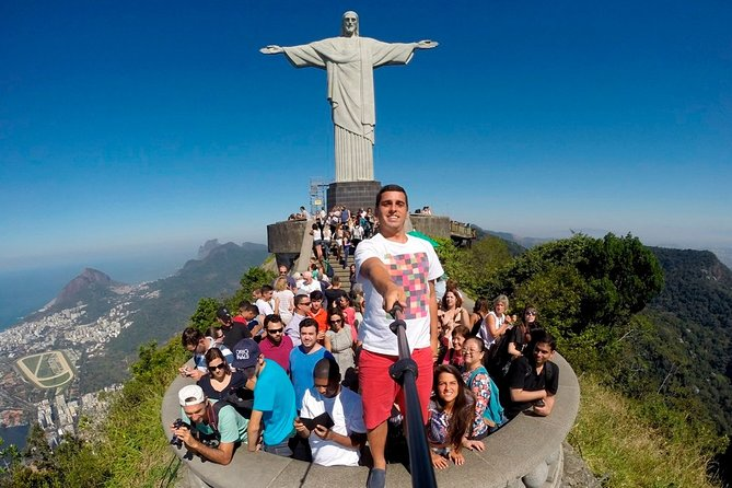 Full Day Tour to Rio de Janeiro with Lunch
