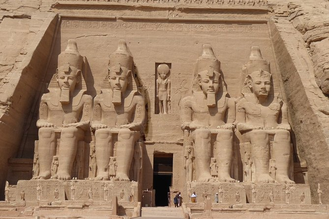 Visit Abu Simbel temple from Aswan