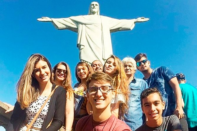Guided Tour to Corcovado and City in Rio de Janeiro