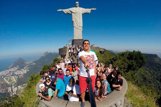 Guided Tour to Corcovado and City in Rio de Janeiro