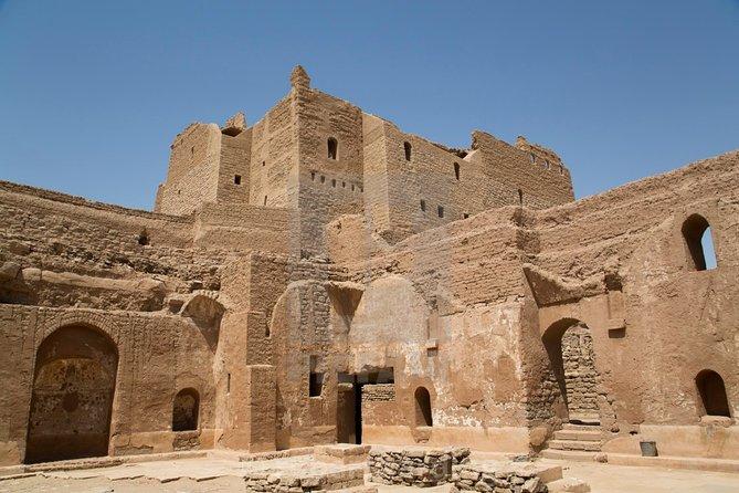 Half Day tour St Simon Monastery in Aswan