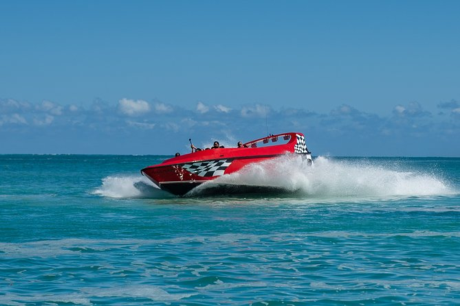 Twister JetBoat to Isla Pasión