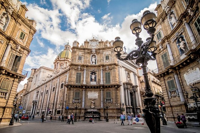 Palermo in 4 hours: private tour for cruise passengers