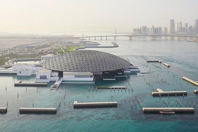 Abu Dhabi Sightseeing Tour