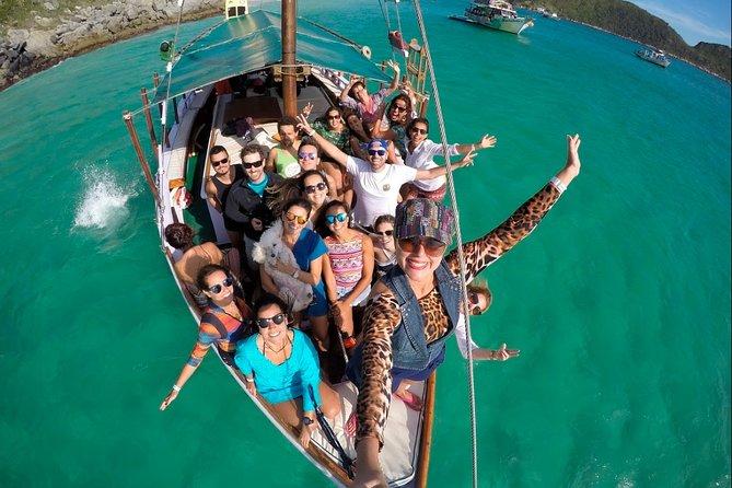 Full Day Tour to Angra dos Reis and Ilha Grande