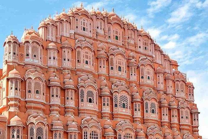 2-Day Private Tour of Jaipur from Delhi