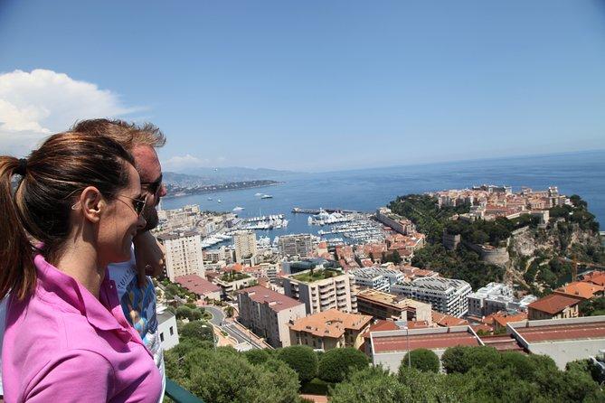 Monaco, Monte Carlo, Eze, La Turbie half day from Nice small-group tour