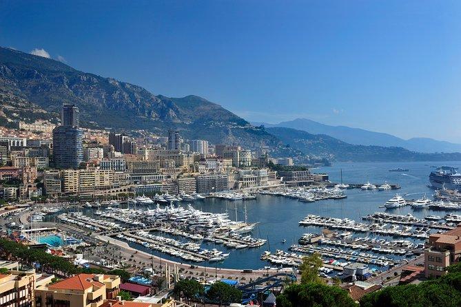 Monaco, Monte-Carlo, Eze, half-day Tour from Villefranche Small-Group Shoreex