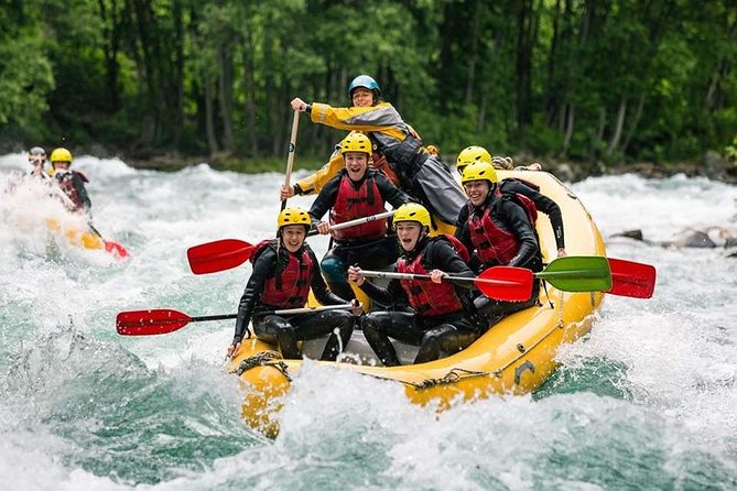 Rafting on the Trancura River from Pucon