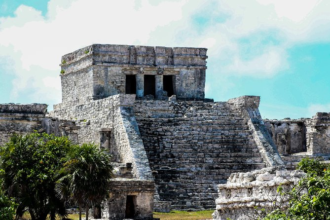 Tulum Coba Cenote and Playa de Carmen City Private Tour
