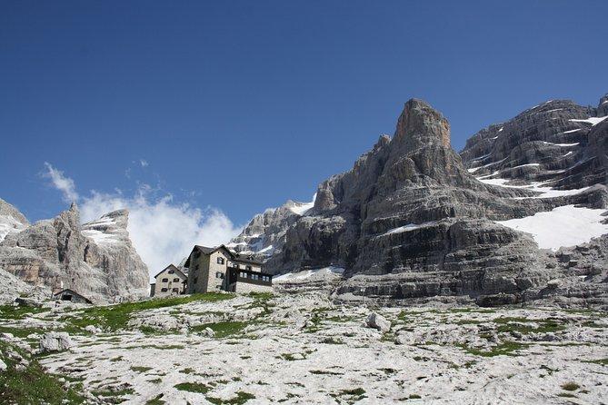 Straight to the heart of the Brenta Dolomites (Val di Sole Madonna di Campiglio)