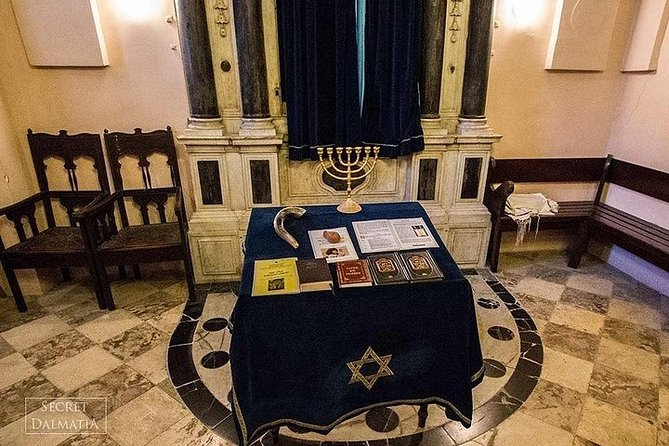 Jewish Heritage & Diocletian's Palace Private Split Tour