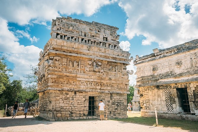 DISCOVER a MAYAN ADVENTURE at Chichén Itzá. Included Cenote and Valladolid