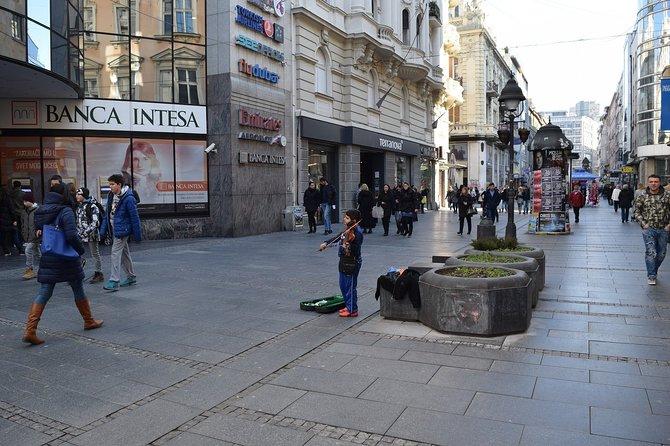 Romantic tour in Belgrade