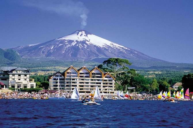 Sightseeing Tour in Pucon with optional Villarica