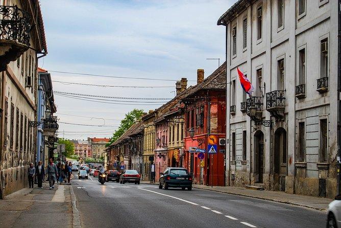 Romantic tour in Novi Sad