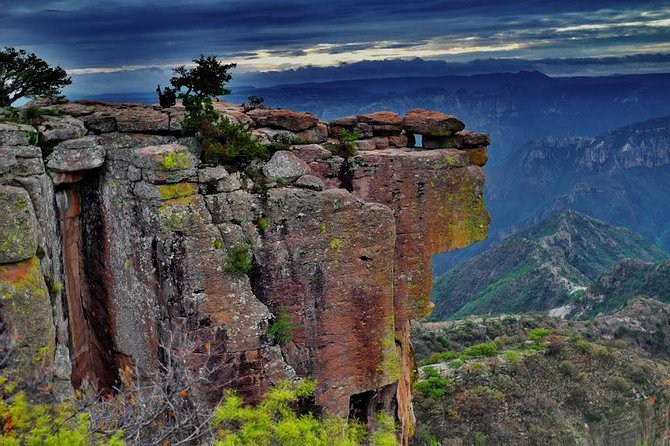 Copper Canyon Tour